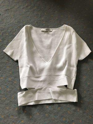 Zara Tshirt Cutouts hervorragend