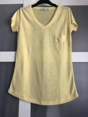 Zara Tshirt S gelb