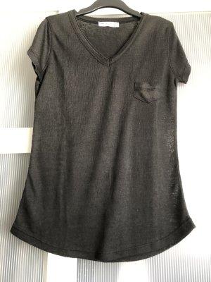 Zara Tshirt S schwarz