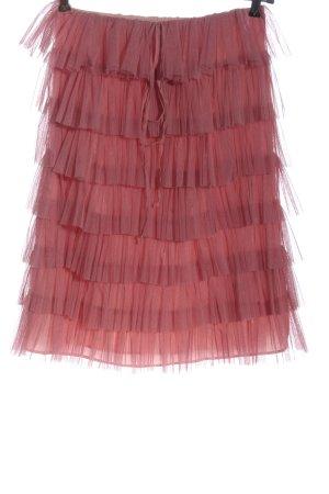 Zara Jupe en tulle rose élégant