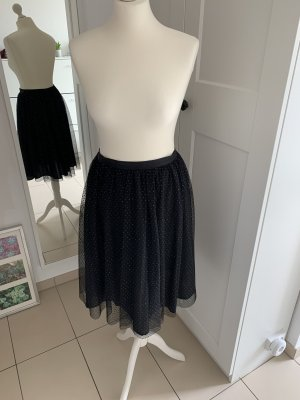 Zara Tulle Skirt black