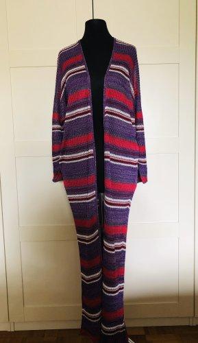 Zara Robe tunique multicolore
