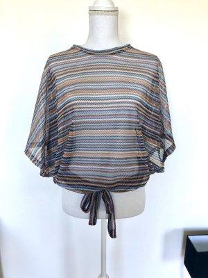 Zara Camicia a tunica multicolore