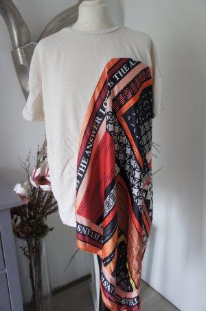 Zara Tunika Größe S Bluse Shirt T-Shirt