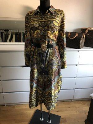 Zara Tunika Longbluse Kaftan Luxus Boho