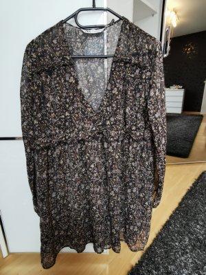 Zara Tunika Minikleid Gr. S NEU
