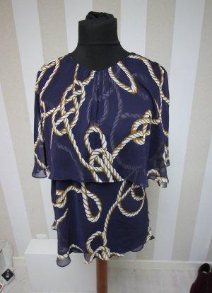 Zara Tunika Shirt Top Sommer gr XXL