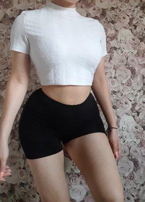 Zara Neckholder Top white