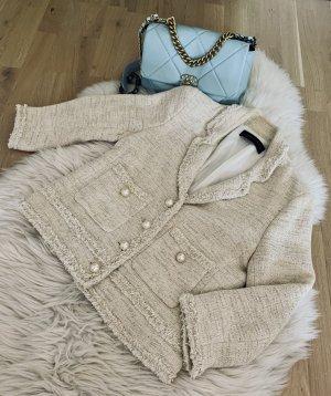 Zara Tweed Blazer