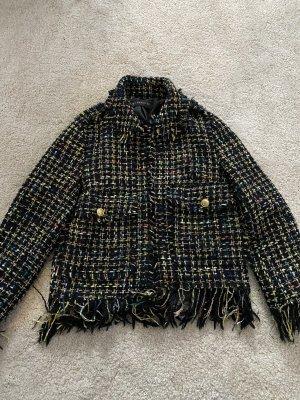 Zara tweed Blazer XS