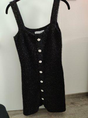 Zara Tweed Boucle Winterkleid