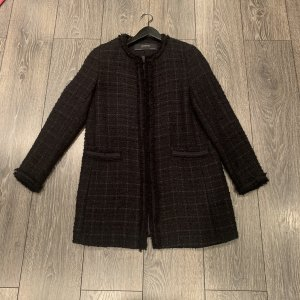 Zara Tweed Mantel