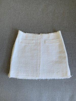 Zara tweed minirock