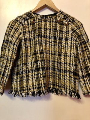 Zara Tweed Pullover