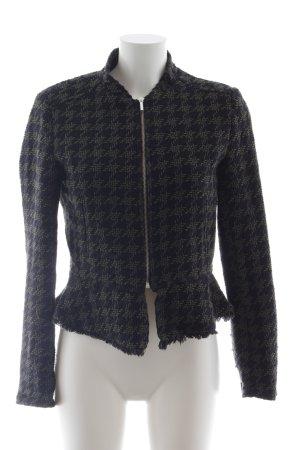 Zara Tweedblazer mehrfarbig Vintage-Look