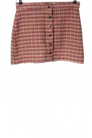 Zara Falda Tweed multicolor look casual