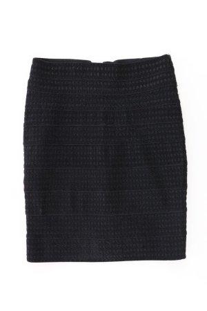 Zara Jupe en tweed noir polyester