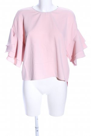 Zara U-Boot-Shirt pink Casual-Look