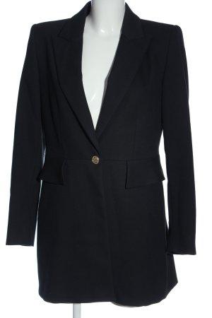 Zara Übergangsmantel schwarz Elegant