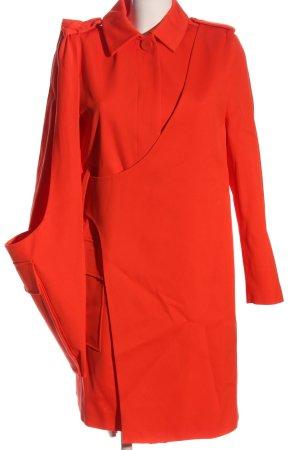 Zara Between-Seasons-Coat red elegant