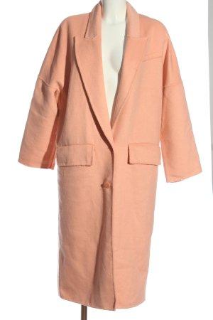 Zara Übergangsmantel pink Casual-Look