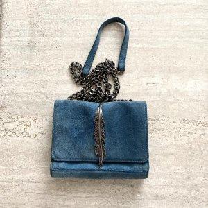 Zara Umhängetasche aus Leder