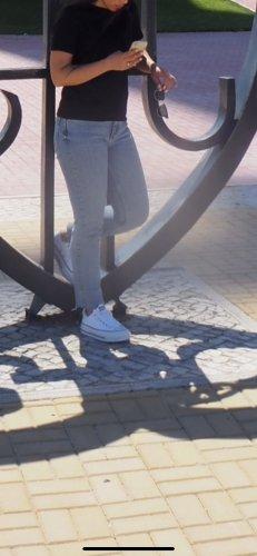 Zara und waist mom Jeans