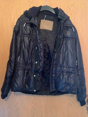 Zara Man Veste d'extérieur noir