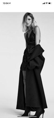 Zara velvet mini Kleid