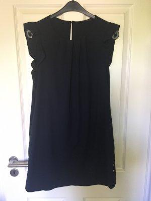Zara verspieltes Kleid im maritimen Look