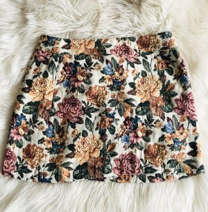 Zara vintage Rock florales Muster S/M