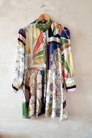 Zara Vintage Style Dress M New