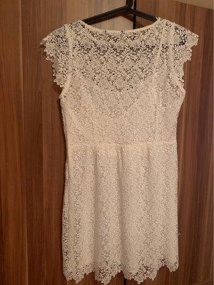 Zara weiß kleid