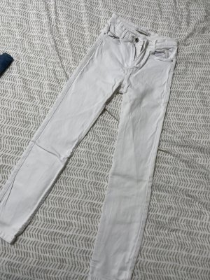 Zara Weiße Jeans