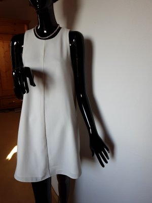 Zara, weißes A-Linien Kleid Gr.S