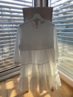 Zara weißes Minikleid Gr. M