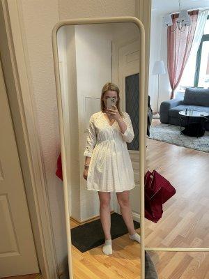 Zara weißes Sommerkleid