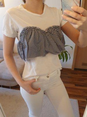 Zara weißes T-Shirt