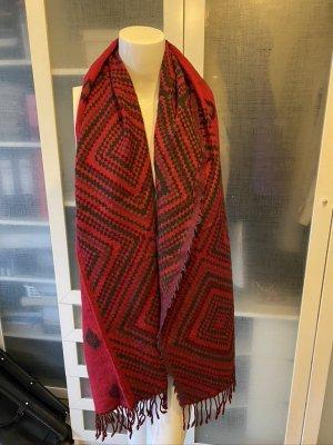 Zara Accesoires Bufanda de lana multicolor Lana