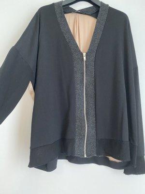 Zara Woman Veste chemise multicolore