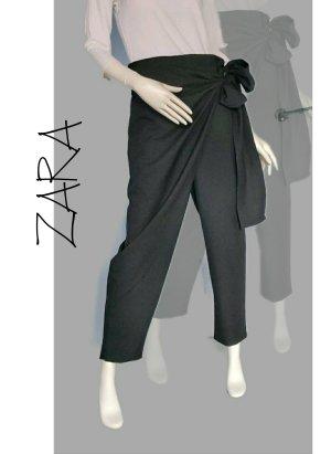 Zara Harem Pants black