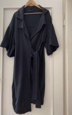 Zara Oversized jas zwart