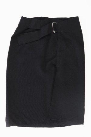 Zara Kopertowa spódnica czarny
