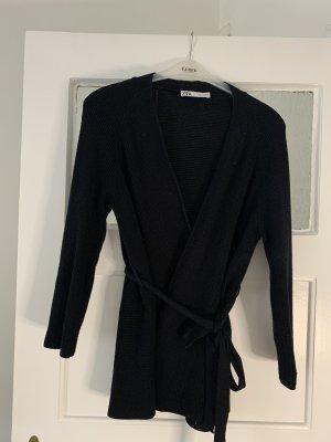 Zara Giacca aderente nero