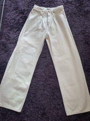 Zara Jeans flare multicolore