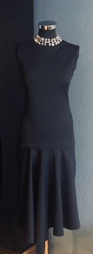 Zara Abito longuette blu scuro
