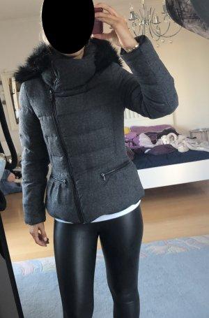 Zara winter jacke