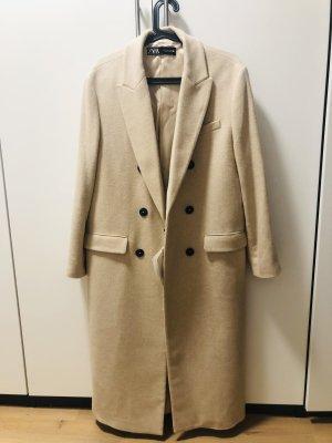 Zara Winter Mantel