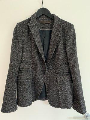 Zara Woman Blazer Tweed multicolor