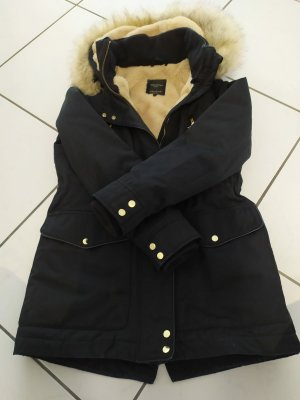 Zara Winterjacke, Größe S/XS, schwarz